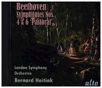 Ludwig van Beethoven: Sinfonien Nr. 4 & 6