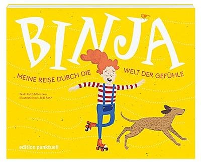 Binja - Meine Reise durch die Welt der Gefühle