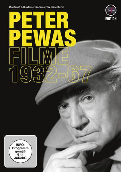 Peter Pewas - Filme 1932-67 [2 DVDs]
