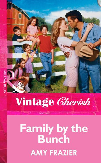 Family By The Bunch (Mills & Boon Vintage Cherish)