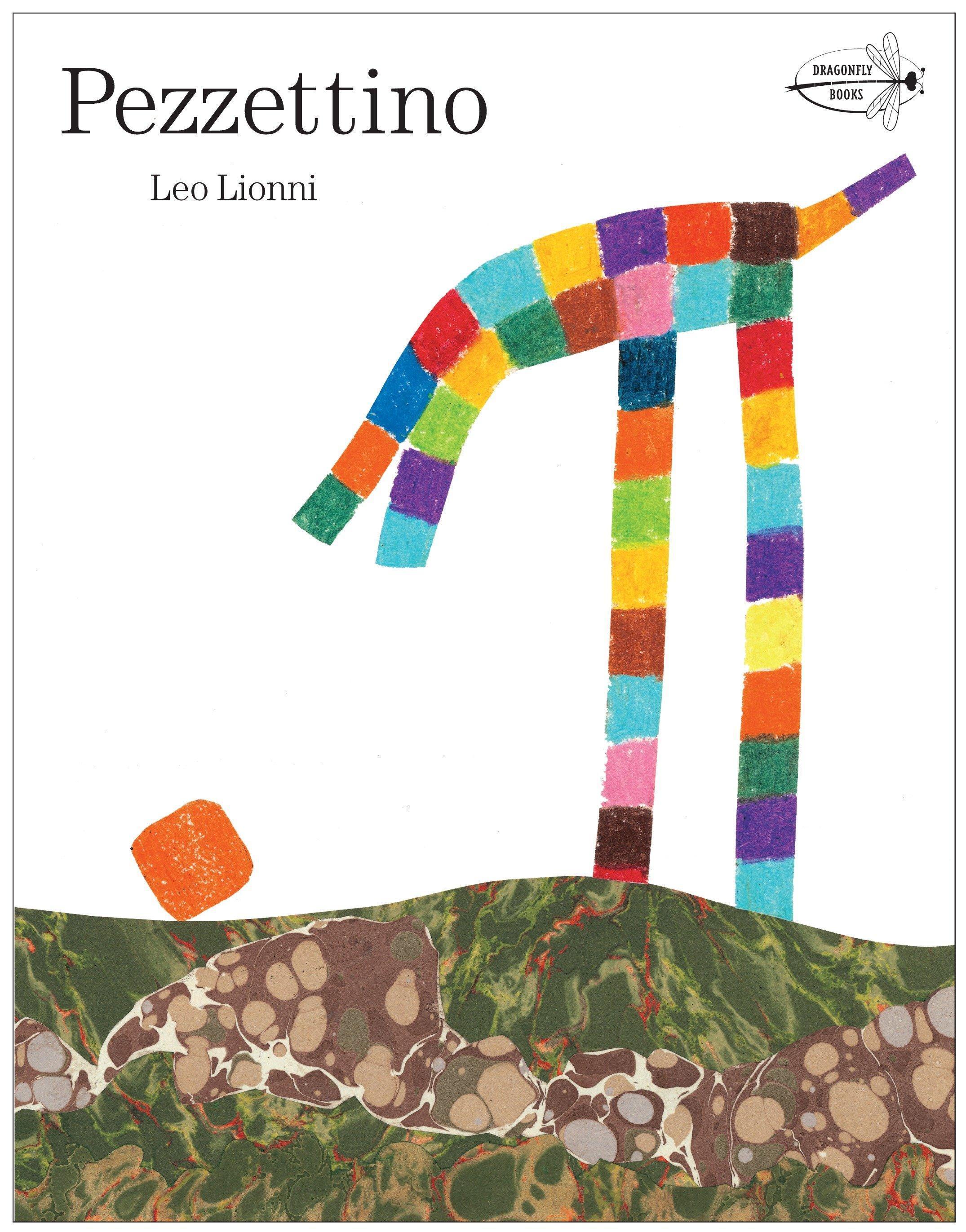 Leo Lionni ~ Pezzettino, English edition 9780307929990