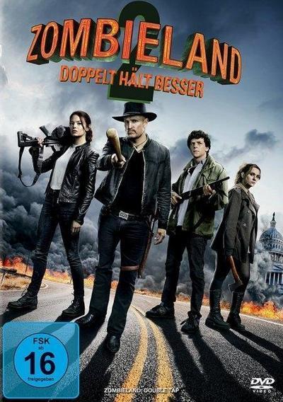 Zombieland 2 - Doppelt hält besser