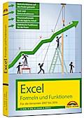 Excel Formeln und Funktionen für 2016, 2013, 2010 und 2007