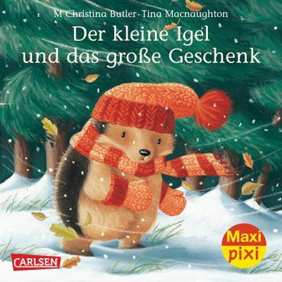 Maxi-Pixi Nr. 141: VE 5 Der kleine Igel und das große Geschenk