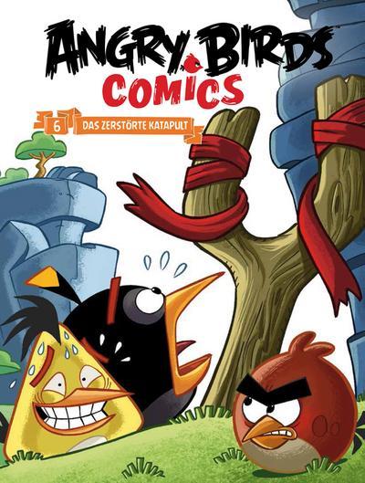 Angry Birds 06 Comicband