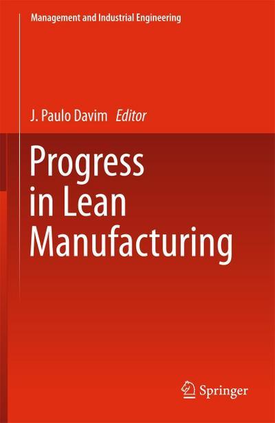 Progress in Lean Manufacturing