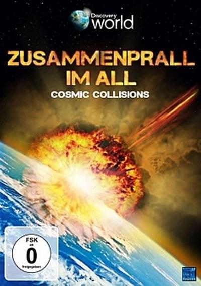 Zusammenprall im All - Discovery World - KSM Gmbh - DVD, Englisch| Deutsch, , Discovery World, Discovery World