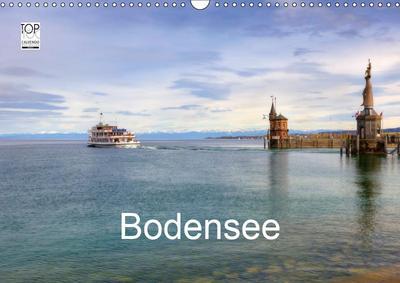 Bodensee (Wandkalender 2019 DIN A3 quer)