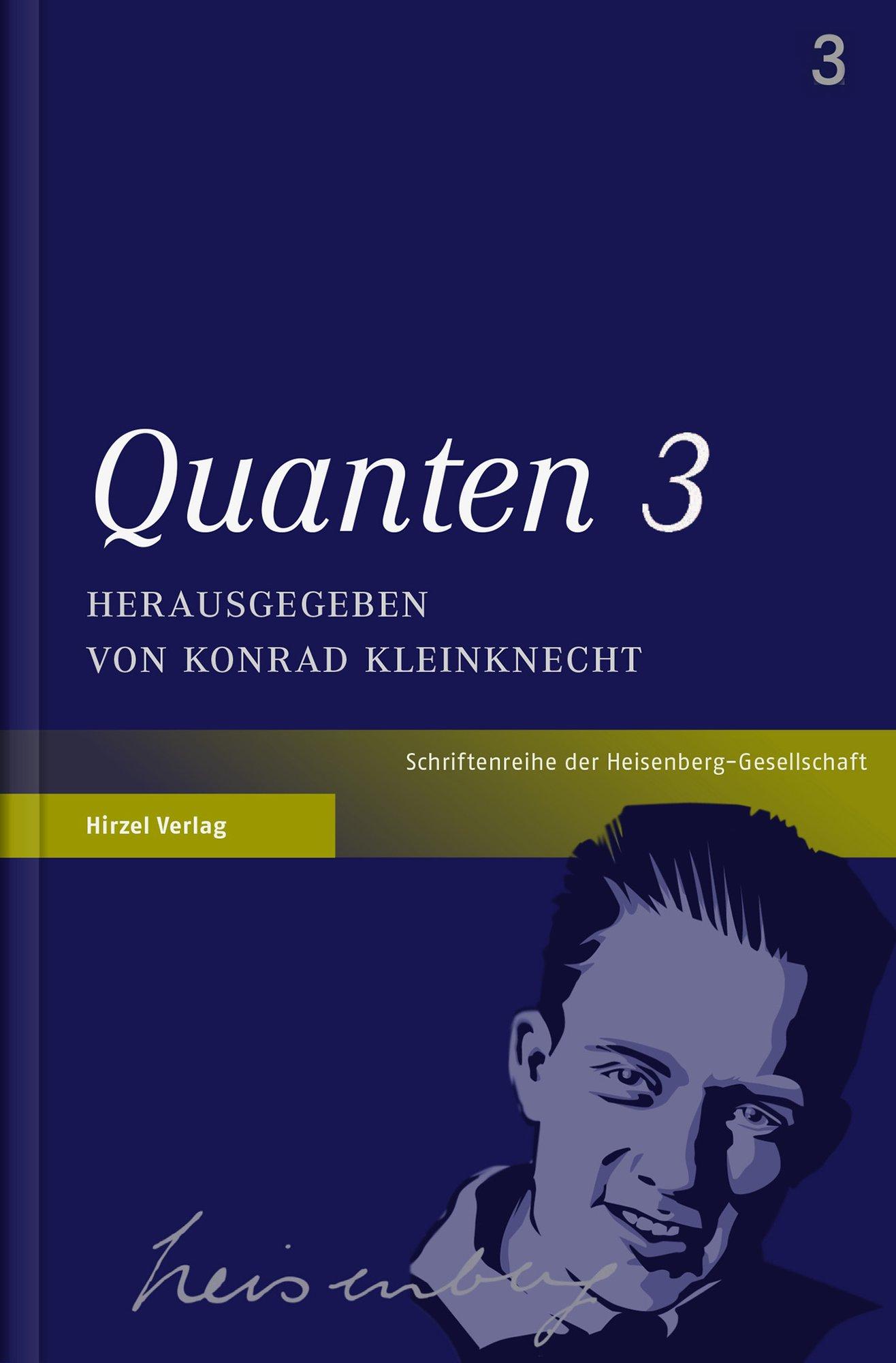 Quanten 3, Konrad Kleinknecht