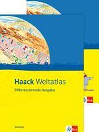 Haack Weltatlas Differenzierende Ausgabe. Ausgabe für Sachsen