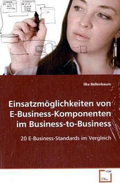 Einsatzmöglichkeiten von E-Business-Komponenten im Business-to-Business