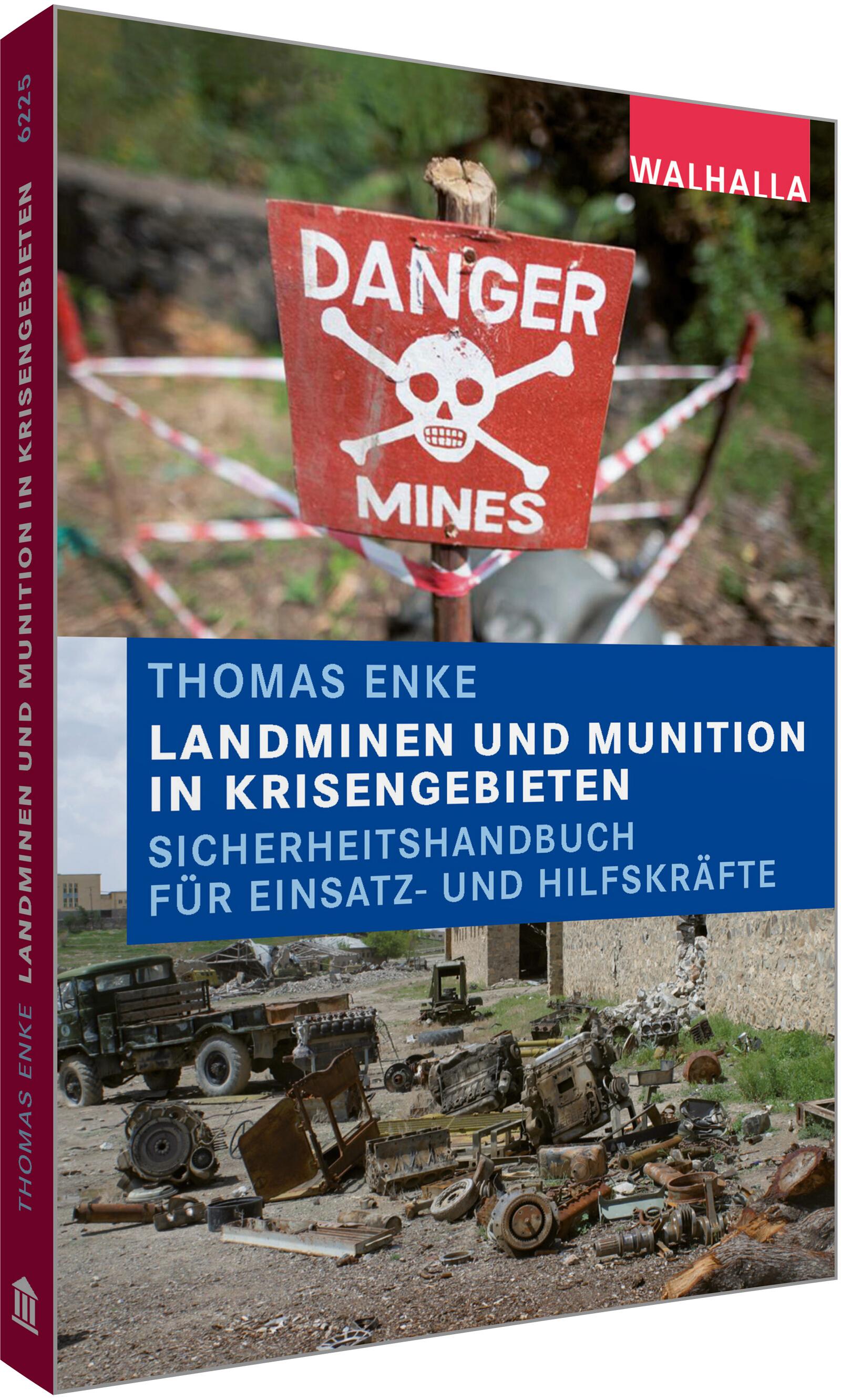 Landminen und Munition in Krisengebieten, Thomas Enke