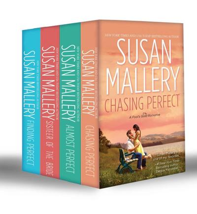 Fool's Gold Collection Part 1: Chasing Perfect / Almost Perfect / Sister of the Bride / Finding Perfect (Mills & Boon e-Book Collections)