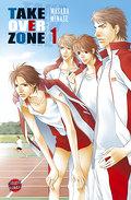 Take Over Zone, Band 1 - Masara Minase