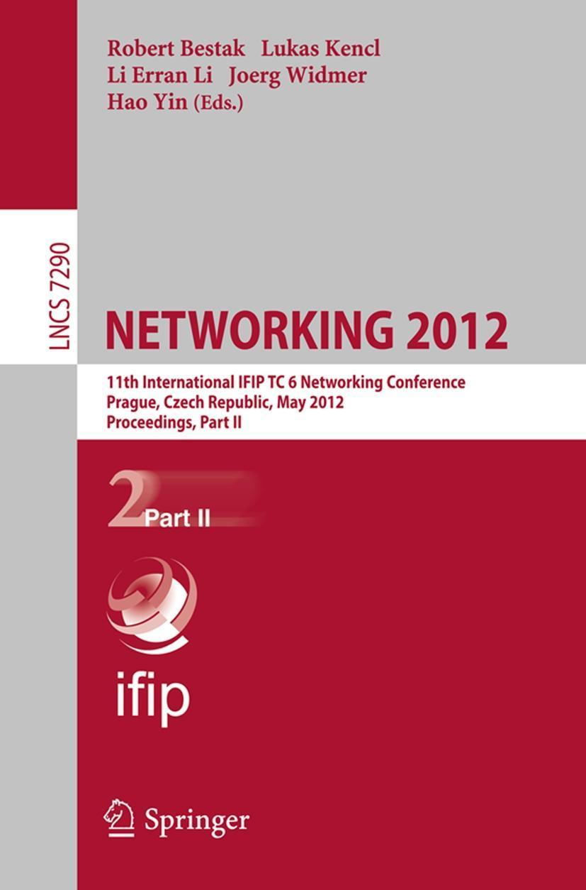 NETWORKING 2012 Robert Bestak