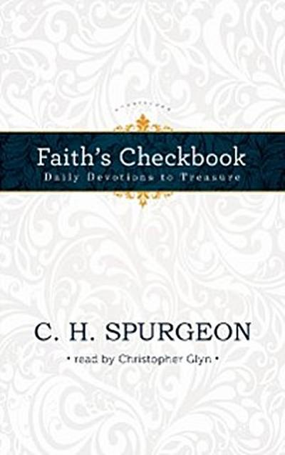 Faith's Checkbook