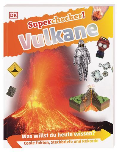 Superchecker! Vulkane