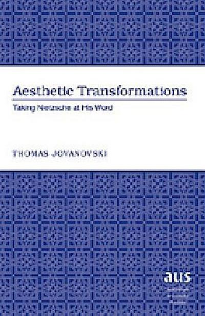 Aesthetic Transformations