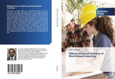 Effectiveness of Delivery of Work Based Learning