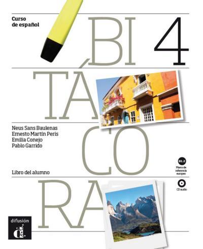 Bitácora. Libro del alumno mit Audio-CD (B1.2)