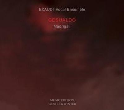 Exaudi Vocal Ensemble;Madrigali