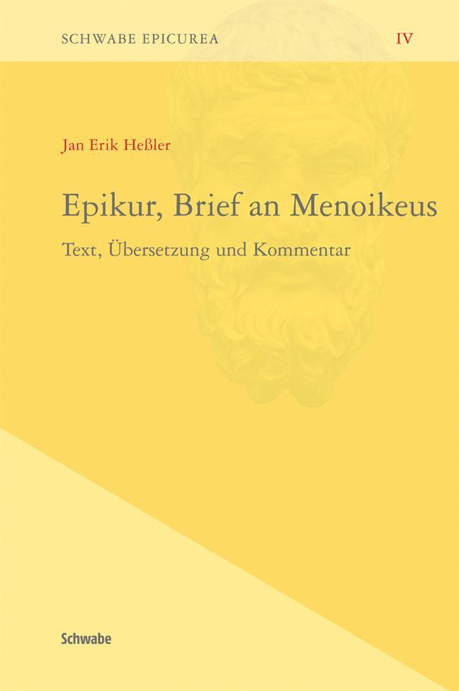 Epikur, Brief an Menoikeus Epikur