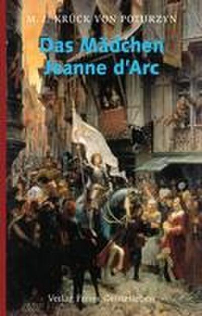 Das Mädchen Jeanne d'Arc
