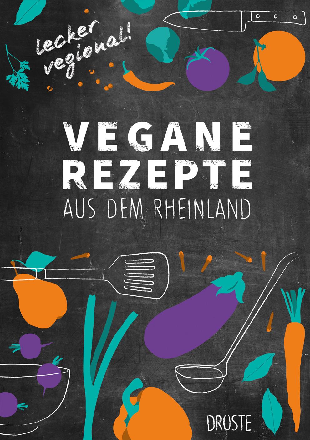 Vegane Rezepte aus dem Rheinland, Sabine Durdel-Hoffmann