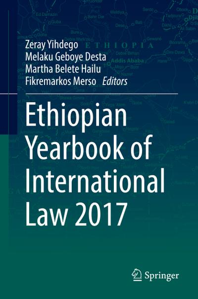 Ethiopian Yearbook of International Law 2017
