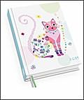 Happy Cat Taschenkalender 2019 - Terminplaner mit Wochenkalendarium