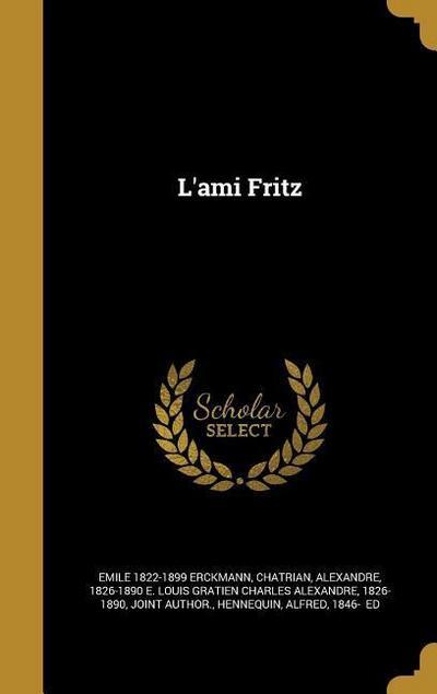FRE-LAMI FRITZ