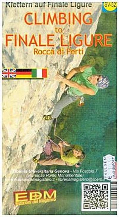 Climbing Finale Ligure - Klettern über Finale Ligure
