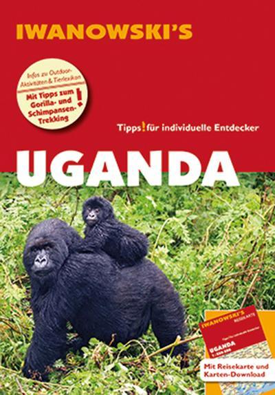 Uganda - Reiseführer von Iwanowski