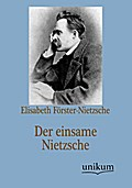 Der einsame Nietzsche