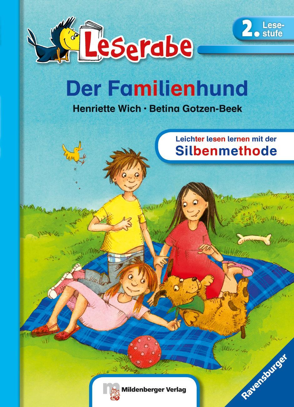 Der Familienhund, Henriette Wich