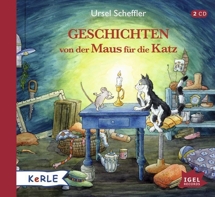 Geschichten von der Maus für die Katz Ursel Scheffler