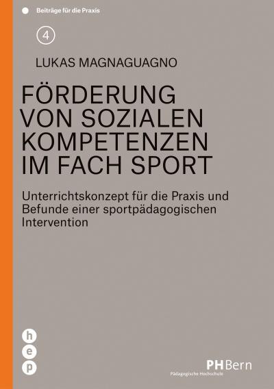 Förderung von sozialen Kompetenzen im Fach Sport