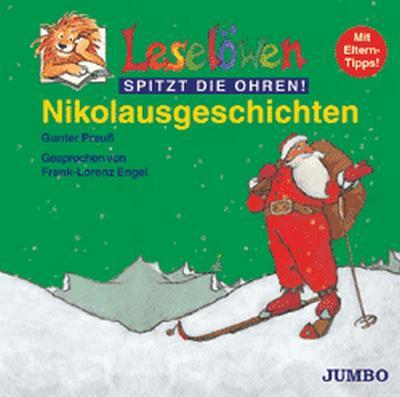 Leselöwen Nikolausgeschichten. Cassette