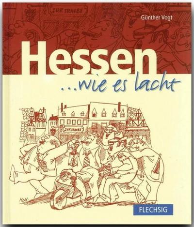 Hessen . . . wie es lacht