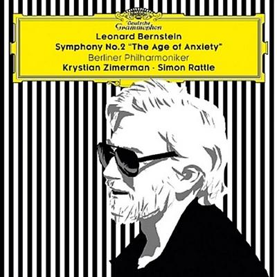 Symphony No. 2 'The Age of Anxiety', 1 Audio-CD