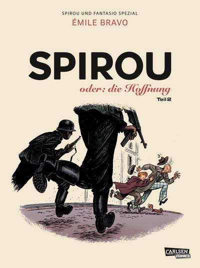 Spirou und Fantasio Spezial 28: Spirou oder: die Hoffnung 2