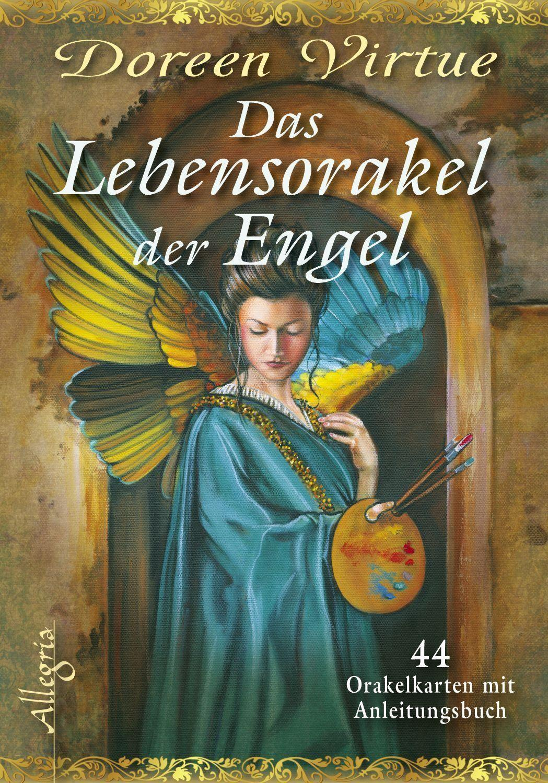 Das Lebensorakel der Engel Doreen Virtue - Deutschland - Vollständige Widerrufsbelehrung Widerrufsrecht für Verbraucher sowie Muster-Widerrufsformular Verbraucher – d.h. jede natürliche Person, die ein Rechtsgeschäft zu Zwecken abschließt, die überwiegend weder ihrer gewerblichen noch ihre - Deutschland