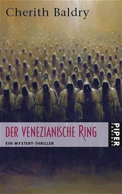 Der venezianische Ring. Ein Mystery-Thriller