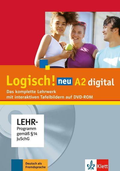 Logisch! neu A2 digital