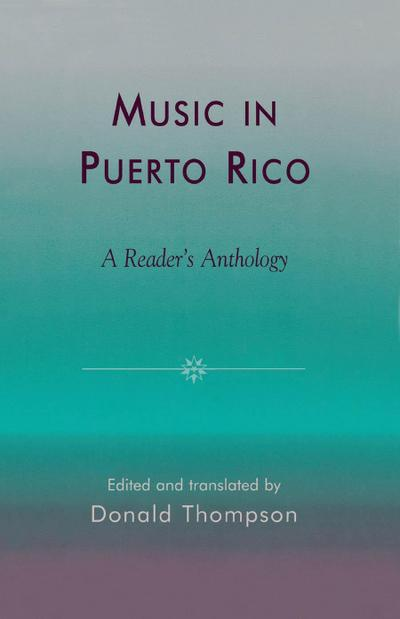 Music in Puerto Rico