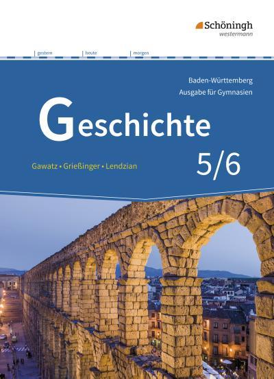Geschichte 1. Schülerband. Gymnasien. Baden-Württemberg