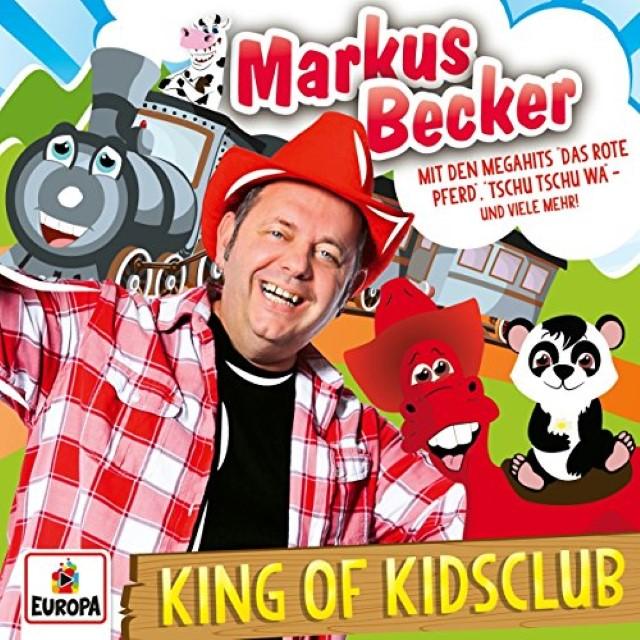 King of Kidsclub, Markus Becker