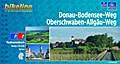 Bikeline Donau-Bodensee-Weg / Oberschwaben-Allgäu-Weg