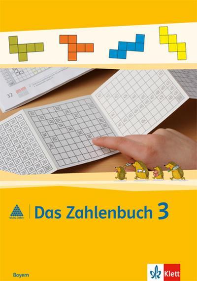 Das Zahlenbuch. 3.Schuljahr. Schülerbuch. Bayern