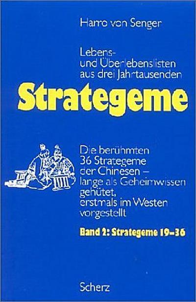 Strategeme 2. Strategeme 19 - 36